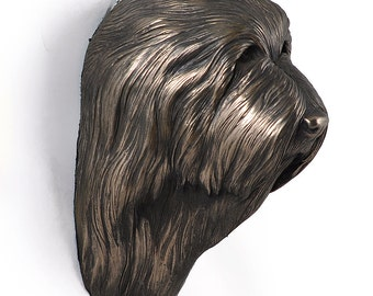 Bearded Collie, dog hanging statue, limited edition, ArtDog