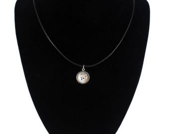 Chihuahua, pendant for people who love dogs. Photojewelry. Handmade.