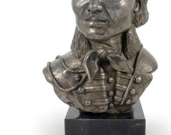 Kazimierz Pułaski, famous polish people, limited edition, ArtDog