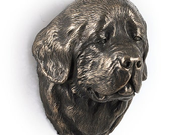 Newfoundland, dog hanging statue, limited edition, ArtDog
