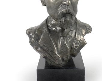 Henryk Sienkiewicz, famous polish people, limited edition, ArtDog