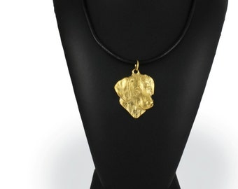 Gold covered items