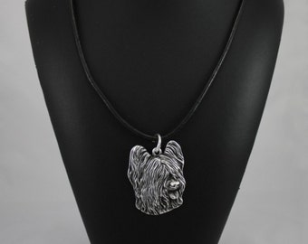 Briard, dog necklace, limited edition, ArtDog