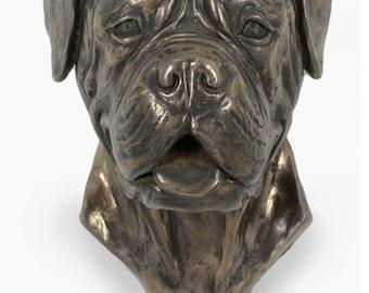 Dog de Bordeaux, dog hanging statue, limited edition, ArtDog