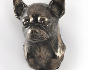 Chihuahua , dog hanging statue, limited edition, ArtDog