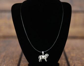 Neapolitan Mastiff , dog necklace, limited edition, extraordinary gift, ArtDog