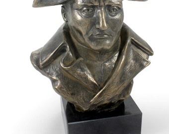 Napoleon Bonaparte, famous french people, limited edition, ArtDog