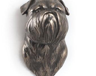 Brussels Griffon, dog hanging statue, limited edition, ArtDog