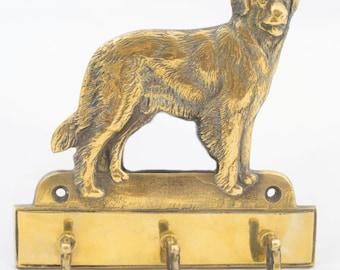 Hovawart, dog hanger, for clothes, limited edition, ArtDog