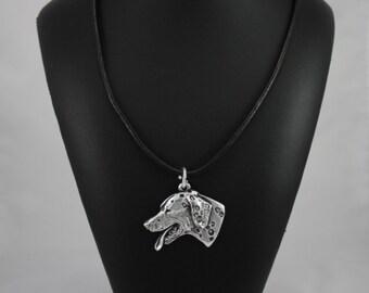 Dalmatian, dog necklace, limited edition, ArtDog