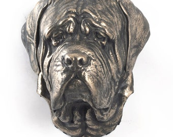 English Mastiff, dog hanging statue, limited edition, ArtDog