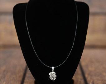Labrador Retriever , dog necklace, limited edition, extraordinary gift, ArtDog
