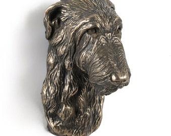 Deerhound, dog hanging statue, limited edition, ArtDog