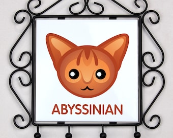 Image result for ABYSSINIAN CAT CLIPART