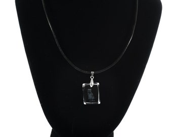 Brussels Griffon, Dog Crystal Necklace, Pendant, High Quality, Exceptional Gift, Collection!