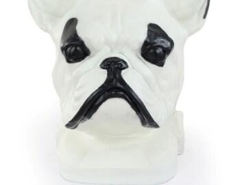 French Bulldog, color, dog big head statue, limited edition, ArtDog
