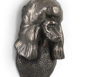 Poodle, dog hanging statue, limited edition, ArtDog