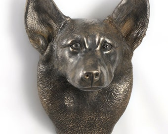 Corgi Pembroke, dog hanging statue, limited edition, ArtDog