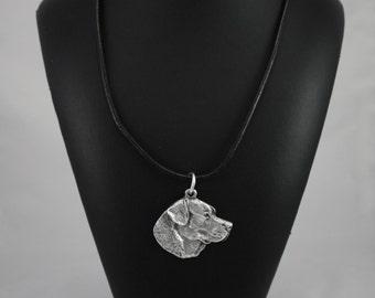 Labrador Retriever, dog necklace, limited edition, ArtDog