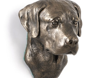 Labrador Retriever, dog hanging statue, limited edition, ArtDog