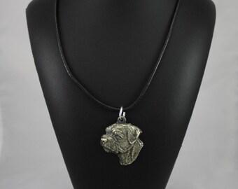 Border Terrier, dog necklace, limited edition, ArtDog