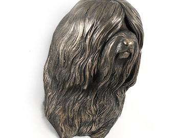 Tibetan Terrier, dog hanging statue, limited edition, ArtDog