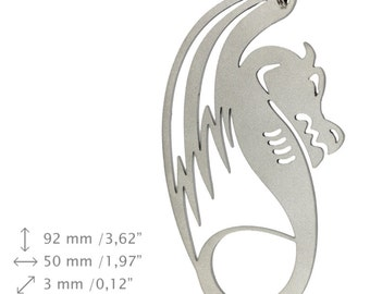 NEW, Dragon 5, bottle opener, stainless steel, different shapes, limited edition