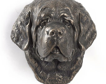 Saint Bernard, dog hanging statue, limited edition, ArtDog