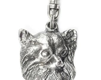 Key Holder Dog Keyring Collie Smooth Haired Limited Edition ArtDog