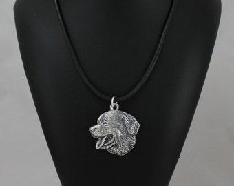 Bernese Mountain Dog, dog necklace, limited edition, ArtDog