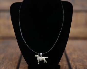 Bull Terrier , dog necklace, limited edition, extraordinary gift, ArtDog