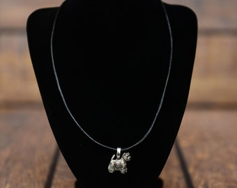 West Highland White Terrier , dog necklace, limited edition, extraordinary gift, ArtDog