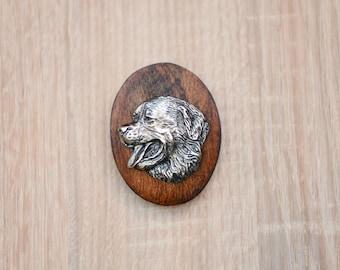 Bernese Mountain Dog, dog clipring, dog show ring clip/number holder, limited edition, ArtDog
