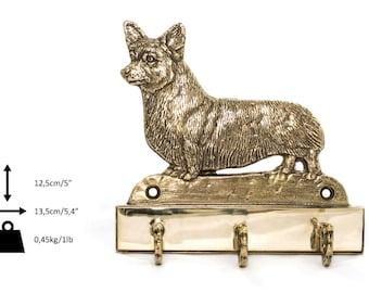 Corgi Pembroke, dog hanger, for clothes, limited edition, ArtDog