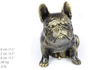 French Bulldog, dog sitting statue, limited edition, ArtDog