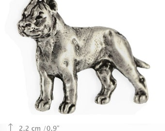 Cane Corso (body), dog pin, limited edition, ArtDog