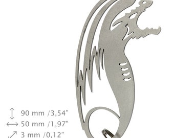 NEW, Dragon 16, bottle opener, stainless steel, different shapes, limited edition