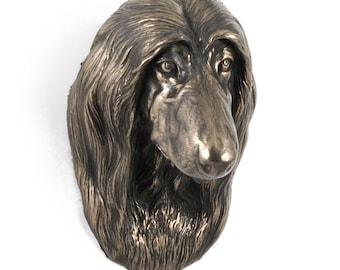 Afghan Hound, dog hanging statue, limited edition, ArtDog
