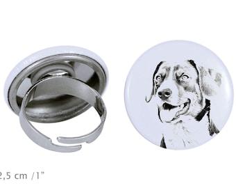 Ring with a dog- Appenzeller Sennenhund