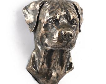 Rottweiler, dog hanging statue, limited edition, ArtDog