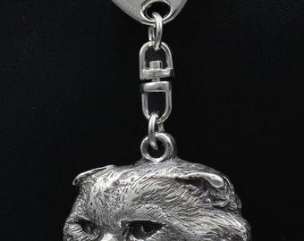 Cat, keyring, keychain, limited edition, ArtDog