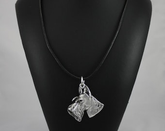 Scotish Terrier, dog necklace, limited edition, ArtDog