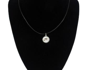 Shih Tzu, pendant for people who love dogs. Photojewelry. Handmade.