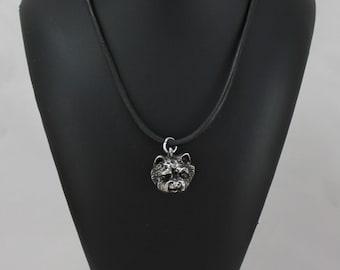 West Highland White Terrier , dog necklace, limited edition, ArtDog
