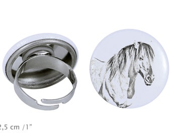 Ring with a horse - Henson