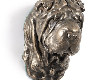 Shar Pei, dog hanging statue, limited edition, ArtDog
