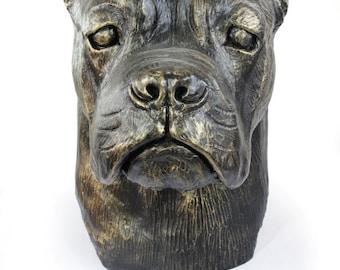 Cane Corso, dog big head statue, limited edition, ArtDog