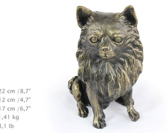 Chihuahua, dog sitting statue, limited edition, ArtDog