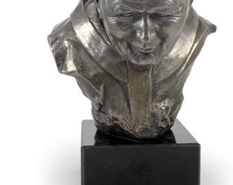 Jan Paweł John Paul II (old), famous polish people, limited edition, ArtDog