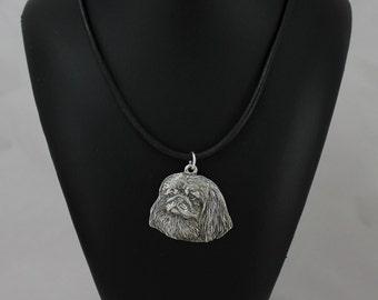 Pekingese, dog necklace, limited edition, ArtDog